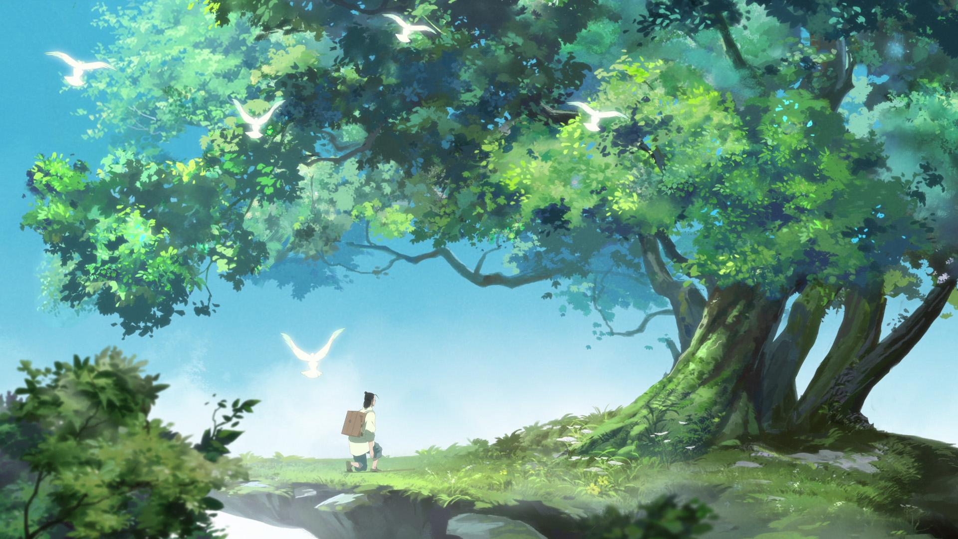 【新作发布】中传合道原创动画《丹青先生》主题曲首发